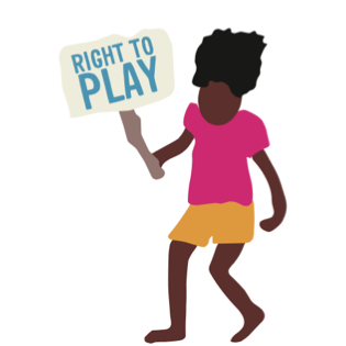 3. Prioritize play as a basic right for children in crisis.